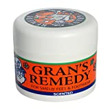 Gran's Remedy Shoe Deodorizer Powder and Foot Odor Eliminator