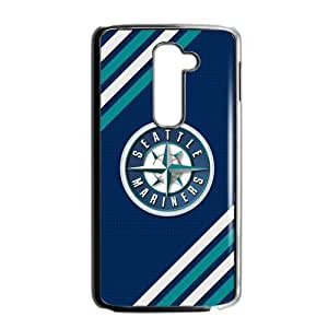 & Phone Cover MLB Seattle Mariners Printing for LG Case (G2)