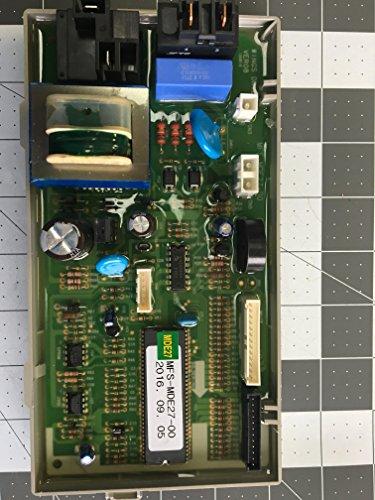 MFS-MDE27-00 Heavy Duty Dryer Control Board Assembly