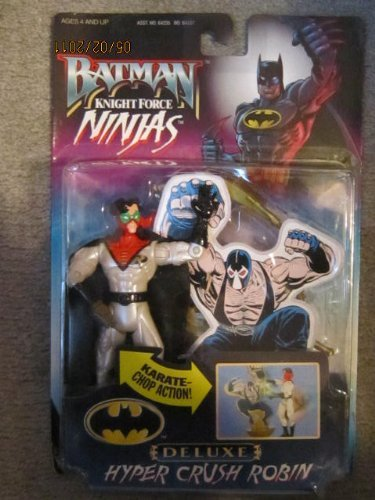 Batman Knight Force Ninjas Hyper Crush Robin: Amazon.es ...