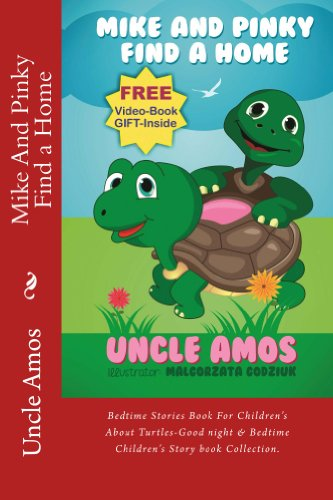 Book: Mike And Pinky Find a Home. Bedtime Stories Book For Children's by Uncle Amos