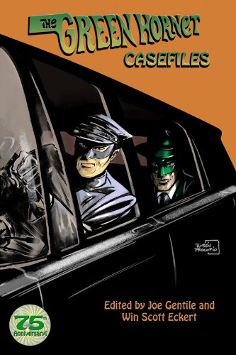 The Green Hornet Casefiles (Kato Radio)
