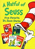 A Hatful of Seuss - Five Favorite Dr. Seuss Stories:  If I Ran the Zoo/ The Sneetches and Other Stories/ Horton Hears a Who!/ Dr Seusss Sleep Book/ Bartholomew and the Oobleck