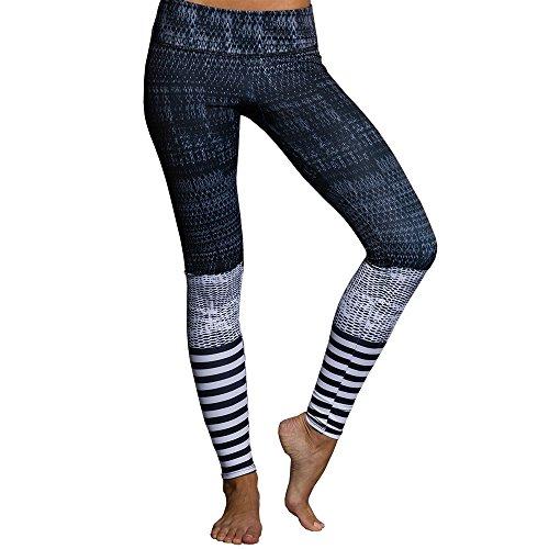 Onzie Women's Graphic Leggings (Levels,S/M)