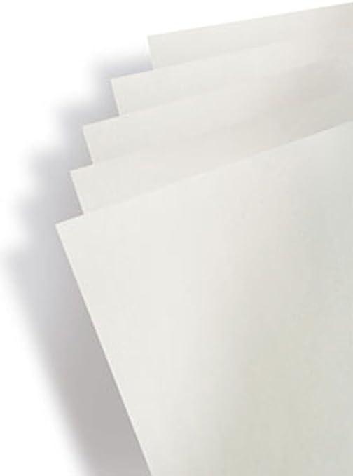 Papel Adhesivo uso mano, Off Set, Natural, hojas para ...