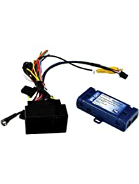 PAC RP4-CH21 Radio Replacement Interface with Steering Wheel Control Retention for Select Dodge/Jeep/Ram Vehicles
