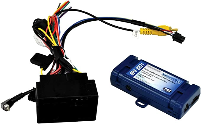 PAC RP4-VW11 Radiopro4 Stereo Replacement Interface with Steering Wheel Controls for Select VW Vehicles with Canbus