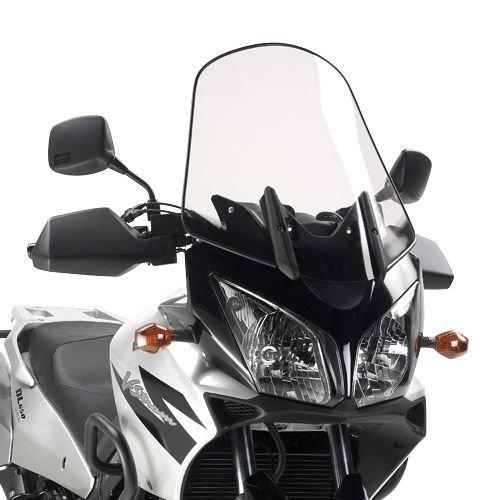 - GIVI D260ST Wind Shield for Suzuki V-Strom 650 (04-11) / 1000 (04-12)