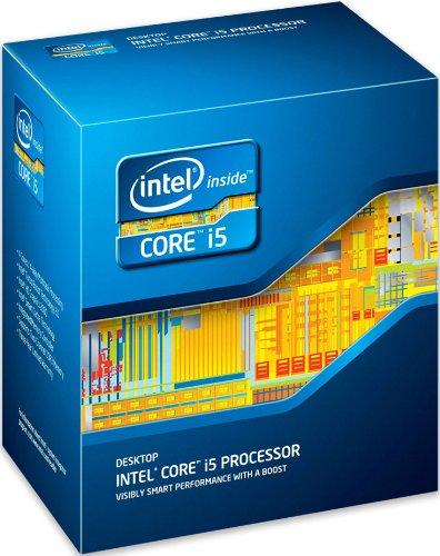 Intel Core ® ™ i5-2300 Processor (6M Cache, up to 3.10 GHz) 2.8GHz 6MB Smart Cache Caja - Procesador (up to 3.10 GHz), 2ª generación de procesadores Intel® Core™ i5, 2,8 GHz, LGA 1155 (Socket H2), PC, 32 nm, i5-2300)