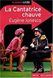 La Cantatrice Chauve (French Edition), Eugene Ionesco, 2701151414