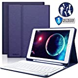 Best Ipad Keyboard Cases - iPad Keyboard Case 9.7 with Pencil Holder Review
