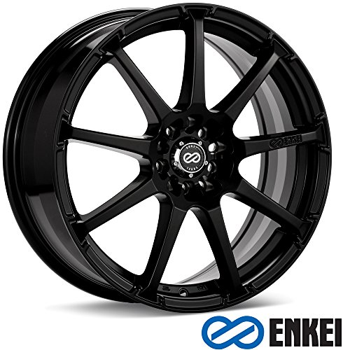 atte Black) Wheels/Rims 5x100/114.3 (441-875-0245BK) ()