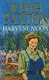 Harvest moon by Judith Saxton front cover