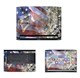 "Decalrus - Protective Decal Skin Sticker for Acer Predator 17X GX-791 (17.3"" Screen) case cover wrap ACpredatorGX_791-21"