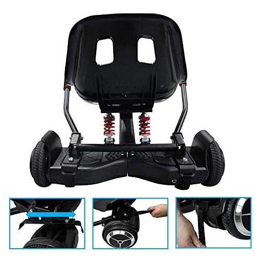 BEEPER Drift pour Hoverboard R4-Kart-D Jeunesse Unisexe