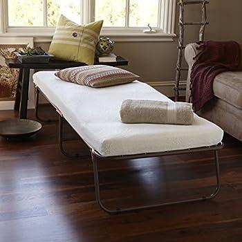 Zinus Weekender Elite Folding Guest Bed with Bonus Storage Bag