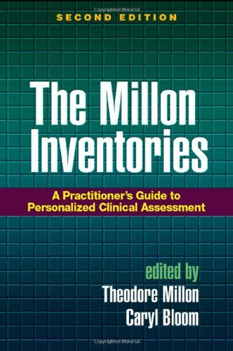 Download The Millon Inventories, Second Edition: A Practitioner's Guide to Personalized Clinical Assessment Pdf