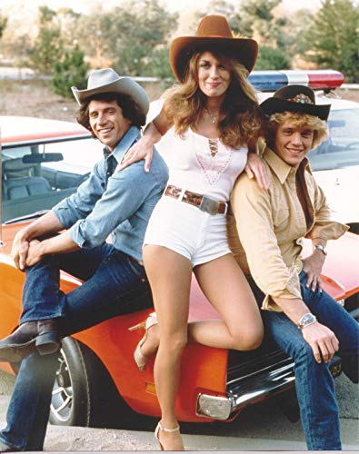 photo Dukes of Hazzard Cast 8 x 10 Glossy Picture Image #1 ()