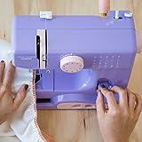Janome Lady Lilac Basic, Easy-to-Use, 10-Stitch