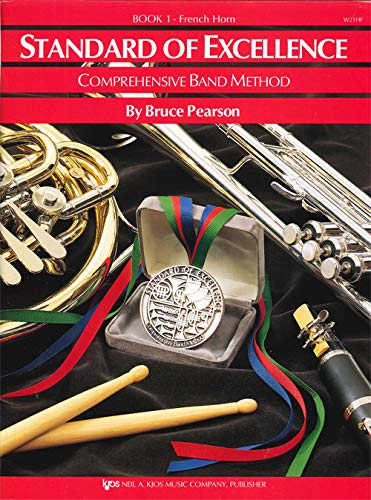 (W21HF - Standard of Excellence Book 1 - French Horn (Standard of Excellence Comprehensive Band)