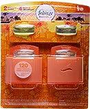 Febreze Set And Refresh Value Pack, 2 Holders 4 Refills, Hawaiian Aloha Scent
