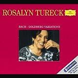 Johann Sebastian Bach: Goldberg Variations (CD plus score) - Rosalyn Tureck