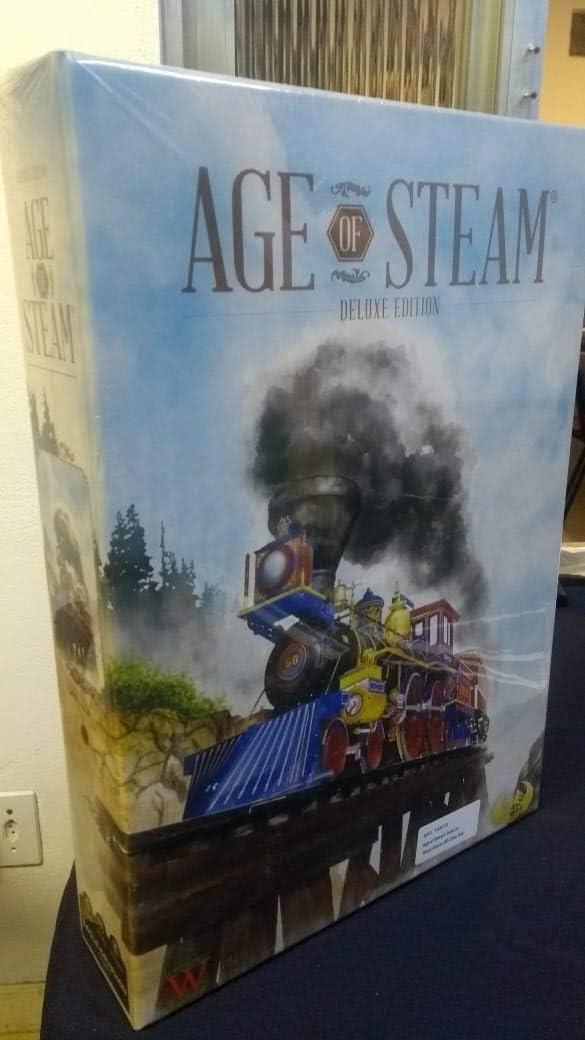 Age of Steam Deluxe Edition: Amazon.es: Juguetes y juegos
