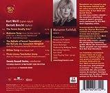 Seven Deadly Sins / Alabama Song / Bilbao Song