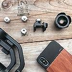 Ulanzi PT-4 Removable Gimbal Counterweight for Balancing Moment Anamorphic Lens, 60g Counter Weight for zhiyun Smooth 4/Osmo Mobile 2/Moza Mini-S/Feiyu Vimble 2 Gimbal 8