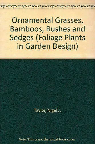 Cheap  Ornamental Grasses, Bamboos, Rushes and Sedges (Foliage Plants in Garden Design)