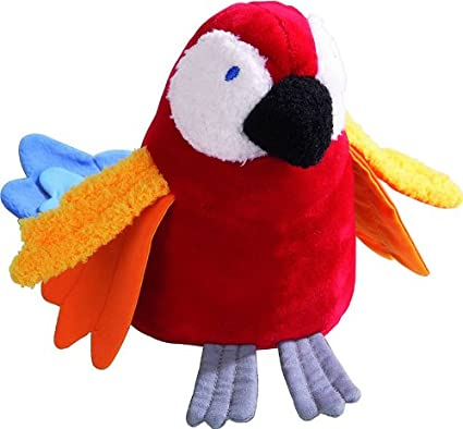 Pirate Parrot Dress-Up Costume Accessory  sc 1 st  Amazon.com & Amazon.com: Pirate Parrot Dress-Up Costume Accessory: Arts Crafts ...