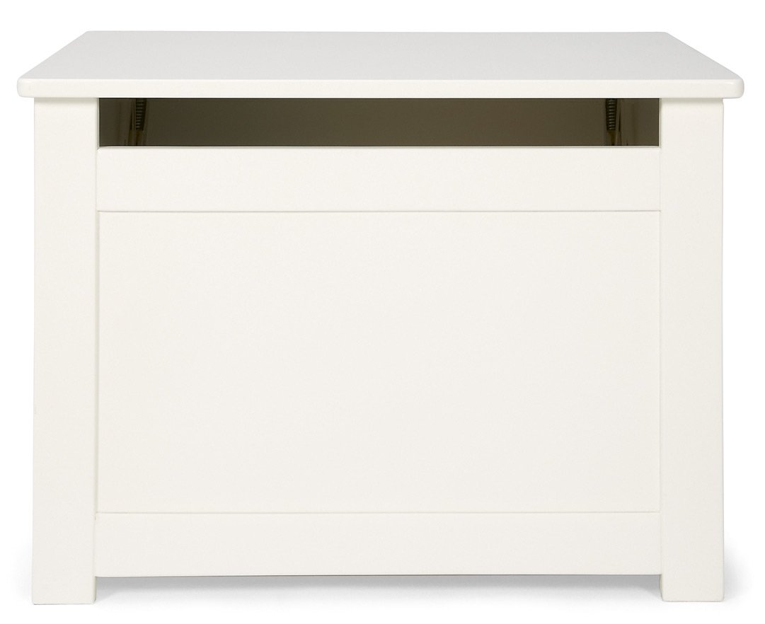 Mamas & Papas Storage Box White, Nursery Furniture, Children Bedroom STWH02700