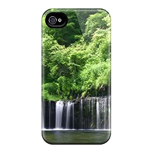 Hot DOW25888Fhba Lush Waterfall Cases Covers Compatible With Iphone 6