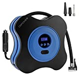 DBPOWER 12V DC Air Compressor Pump, Digital Tire Inflator by 150PSI with ...