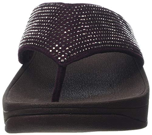 Fitflop thong 620 Toe Toe Open berry Ritzy Purple Sandali rqTnFrE8S