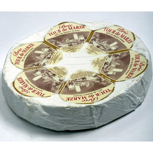 Brie Cheese, 2.2 Lbs by For The Gourmet (Image #1)