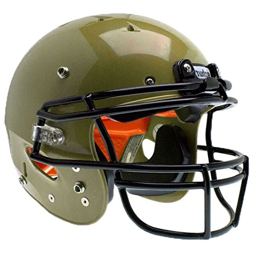Schutt Sports Youth FB Recruit Hybrid Helmet, Vegas Gold, Medium ()