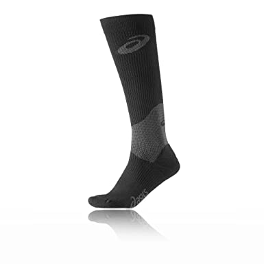 5c37ce2362 ASICS COMPRESSION Running Socks: Amazon.co.uk: Clothing