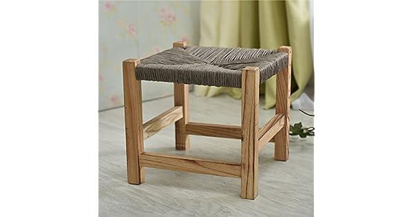 Amazon.com: LiUXUEPING - Taburete de mesa de café chino de ...