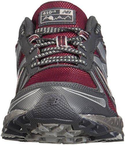 New Balance Men's MT410v5 Cushioning Trail Running Shoe, Oxblood, 7.5 D US by New Balance (Image #4)