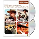 TCM Greatest Classic Film Collection: Westerns (The Stalking Moon / Ride the High Country / Pat Garrett and Billy the Kid / Chisum)