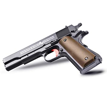 SHUNDATONG M1911 Electical Water Crystal Gel Ball Blaster Toy Gun