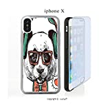 Best Headphones For Listening To Musics - iPhone X Case,vafan+iphone 10 Case Glasses Bows Review