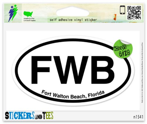Top recommendation for fort walton beach sticker