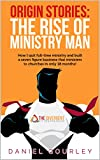 """The Divergent Entrepreneur Origin Stories: The Rise of Ministry Man: """"How I quit full-time ministry and built a seven figure  business that ministers to churches in only 18 months!"""""""