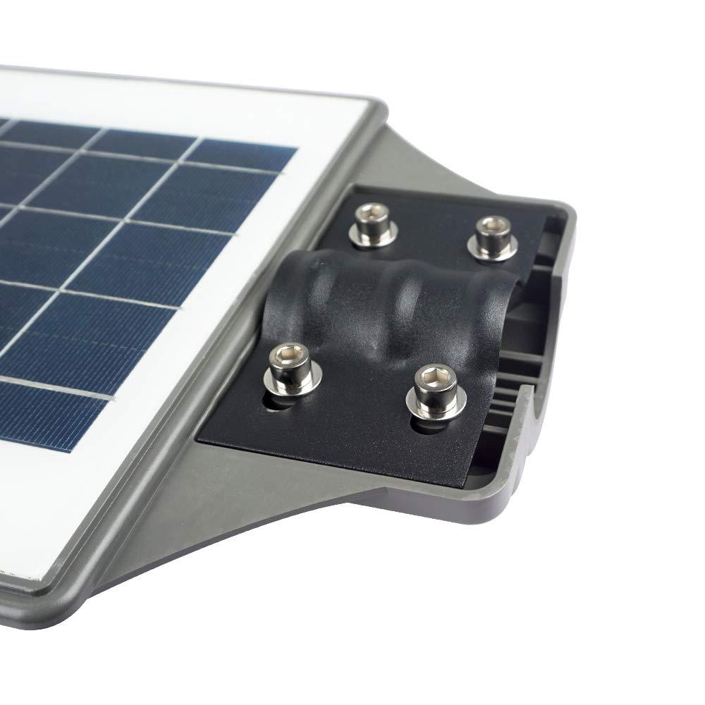 ECO LLC 60W LED Solar Powered Wall Street Light PIR Motion Outdoor Garden Lamp by ECO LLC (Image #8)
