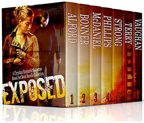 : Exposed: A Christian Romantic Suspense Boxed Set Book Bundle Collection