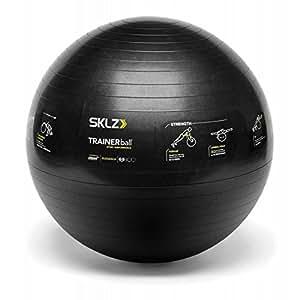 SKLZ Sport Performance Trainer Ball - Self-Guided Stability Ball