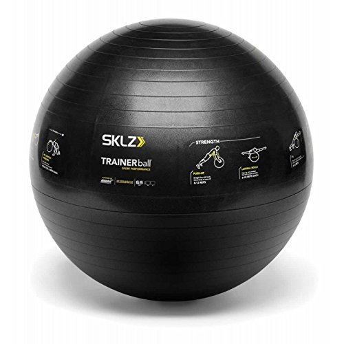 SKLZ Sport Performance Trainer Ball - Self-Guided Stability Ball by SKLZ