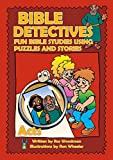 img - for Bible Detectives Acts: Fun Bible studies using puzzles and stories book / textbook / text book